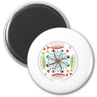 Miraculous Catch 2 Inch Round Magnet
