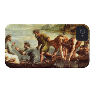 Miraculous Draught of Fish iPhone 4 Case