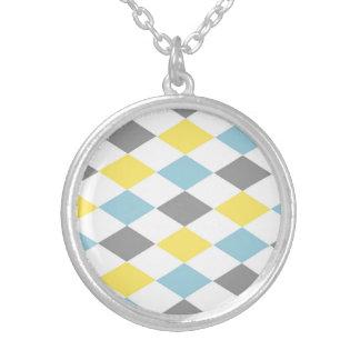 Miraculous Efficient Earnest Exuberant Round Pendant Necklace