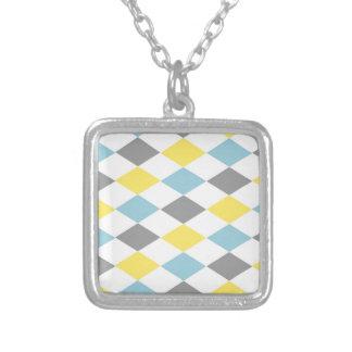 Miraculous Efficient Earnest Exuberant Square Pendant Necklace