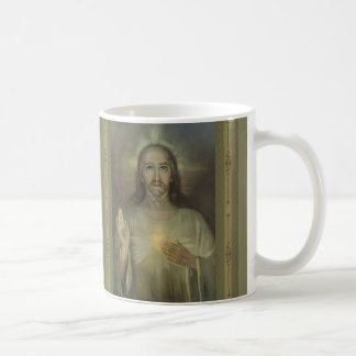 Miraculous Image of Sacred Heart of Jesus Mug