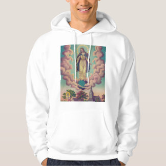 Miraculous Manifestations of the Virgin Mary 1879 Hoodie