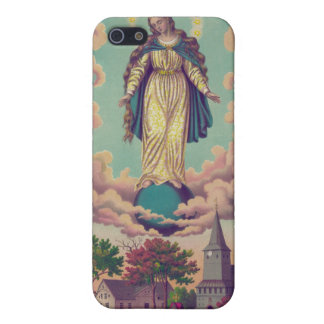 Miraculous Manifestations of the Virgin Mary 1879 iPhone SE/5/5s Cover