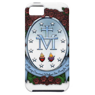 Miraculous Medal 2 iPhone 5 Case