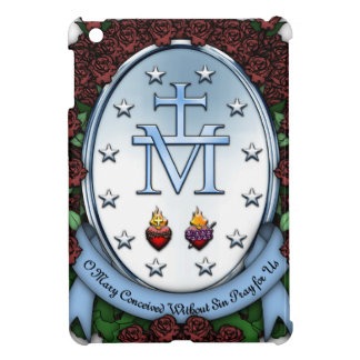 Miraculous Medal 2 Cover For The iPad Mini