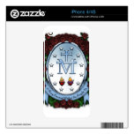 Miraculous Medal 2 iPhone 4S Decals
