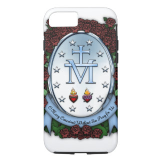 Miraculous Medal 2 iPhone 8/7 Case