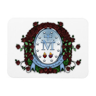 Miraculous Medal 2 Magnet