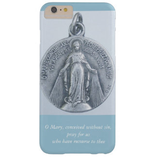 miraculous medal barely there iPhone 6 plus case