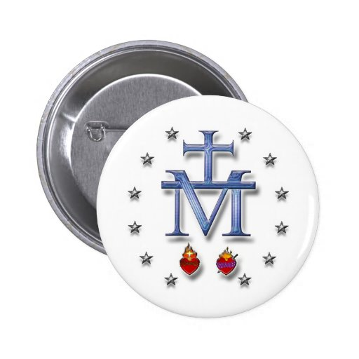 Miraculous Medal Pins