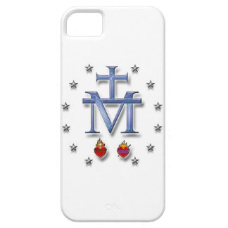 Miraculous Medal iPhone 5 Case