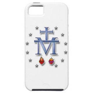 Miraculous Medal iPhone 5 Cases