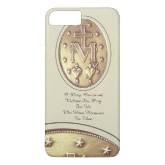 miraculous medal iPhone 7 plus case