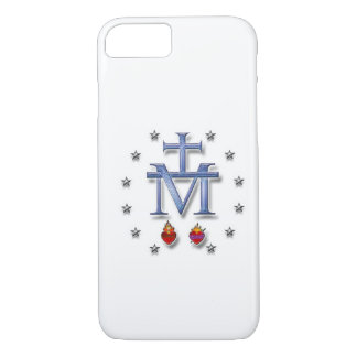 Miraculous Medal iPhone 8/7 Case