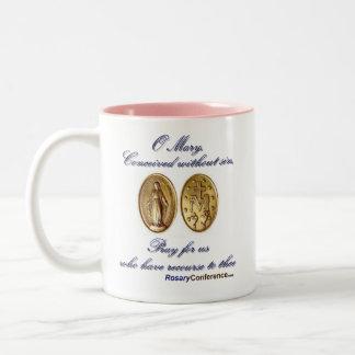Miraculous Medal Prayer Cup 2