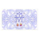 Miraculous Medallion Double-Sided Standard Business Cards (Pack Of 100)