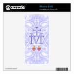 Miraculous Medallion Skins For iPhone 4S