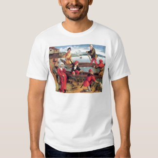 Miraculous salvation of a drowned boy T-Shirt