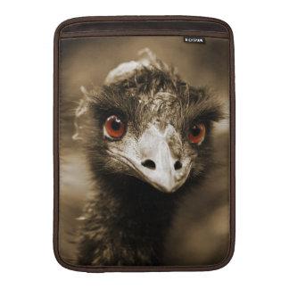 """Mirada 13"""" de las avestruces manga de MacBook Fundas Macbook Air"""