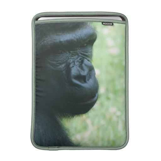 "Mirada 13"" del gorila manga de MacBook Funda Macbook Air"