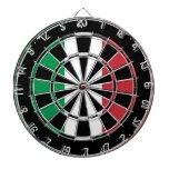 Mirada apenada el   italiana del diseño del dartbo tabla dardos
