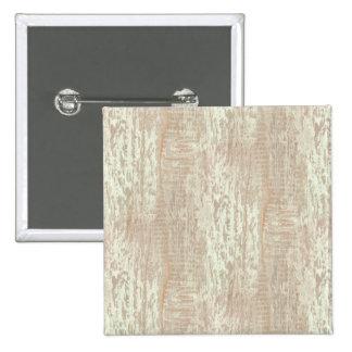Mirada costera sometida del grano de madera de pin cuadrada 5 cm