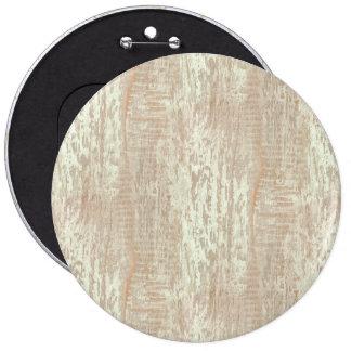 Mirada costera sometida del grano de madera de pin redondo 15 cm