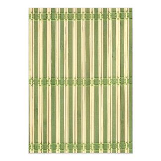 Mirada de bambú de la textura de la estera del