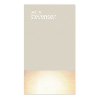 Mirada de color topo minimalista de la textura del tarjeta de visita