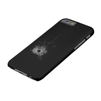Mirada de cristal quebrada funda barely there iPhone 6