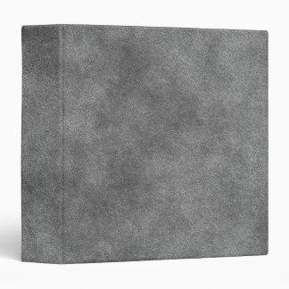 Mirada de cuero en gris de pizarra