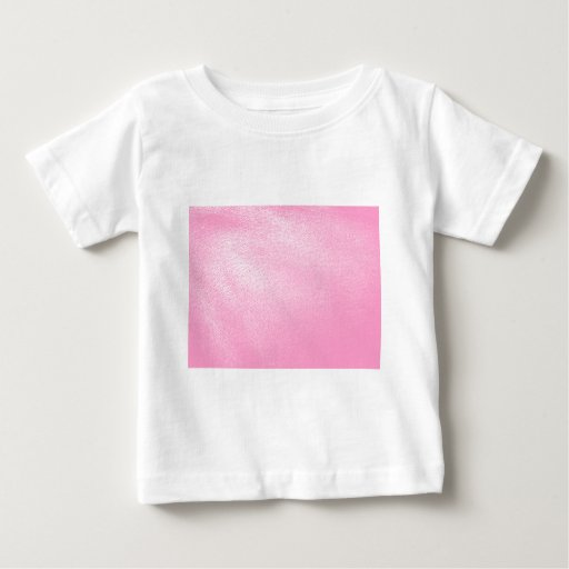 Mirada de cuero rosada suave (falsa) polera
