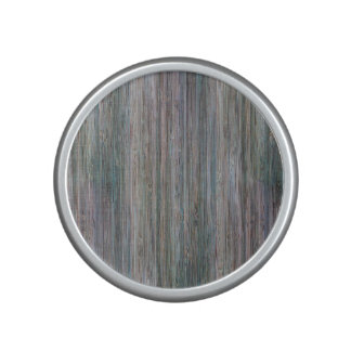 Mirada de madera de bambú curtida del grano altavoz