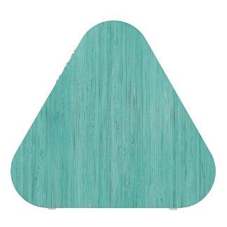 Mirada de madera de bambú del grano del Aquamarine Altavoz