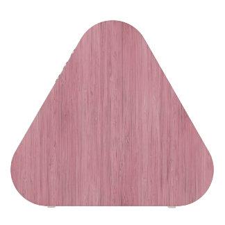 Mirada de madera de bambú púrpura de color de altavoz bluetooth