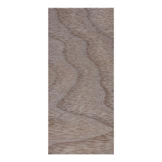 Mirada de madera del grano de la nuez blanca tarjeta publicitaria