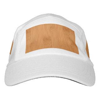 Mirada de madera del grano de la tostada de bambú gorra de alto rendimiento