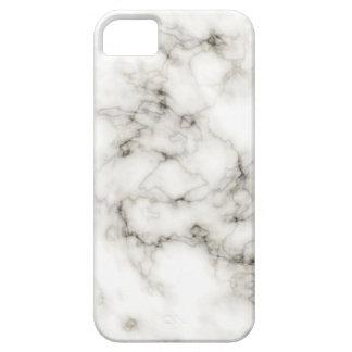 Mirada de mármol hermosa funda para iPhone 5 barely there