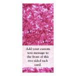 Mirada del brillo de las rosas fuertes diseños de tarjetas publicitarias