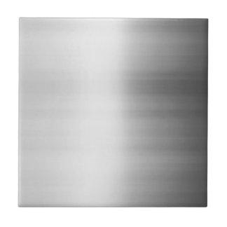 Mirada del metal del acero inoxidable azulejo cuadrado pequeño