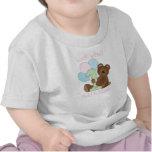 Mirada del oso que es 1 camiseta personalizada