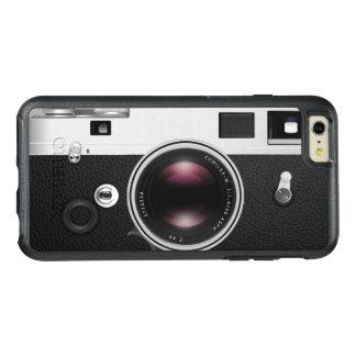 Mirada divertida y fresca de la cámara del vintage funda otterbox para iPhone 6/6s plus
