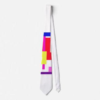 Mirada fija corbata personalizada