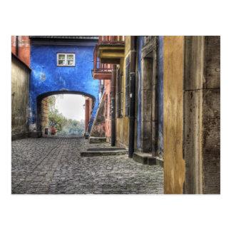 Mirada fija Miasto, Varsovia Tarjetas Postales