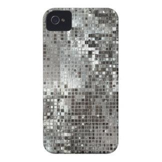 Mirada fresca de las lentejuelas Case-Mate iPhone 4 carcasa