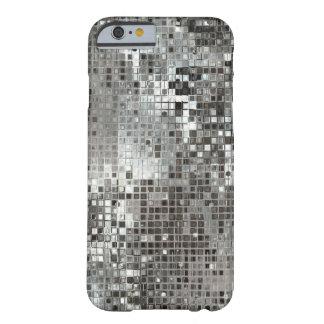 Mirada fresca de las lentejuelas funda para iPhone 6 barely there