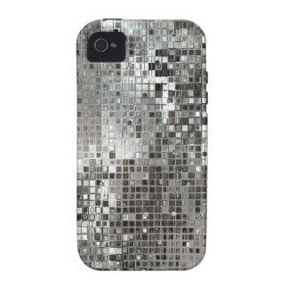 Mirada fresca de las lentejuelas Case-Mate iPhone 4 fundas