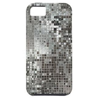 Mirada fresca de las lentejuelas iPhone 5 carcasas