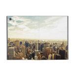 Mirada hacia fuera sobre el horizonte de New York  iPad Mini Fundas
