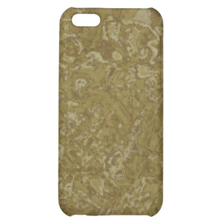 Mirada iPhone4 del granito del oro